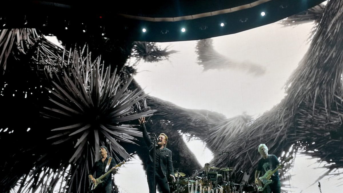 U2 The Joshua Tree Tour 2019: Two Nights That We Can't Leave Behind…