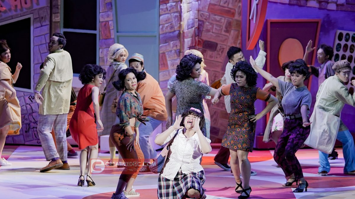 TEMAN Musicals presents HAIRSPRAY: The Closest 'Real-Broadway-Musical' You Can Get!