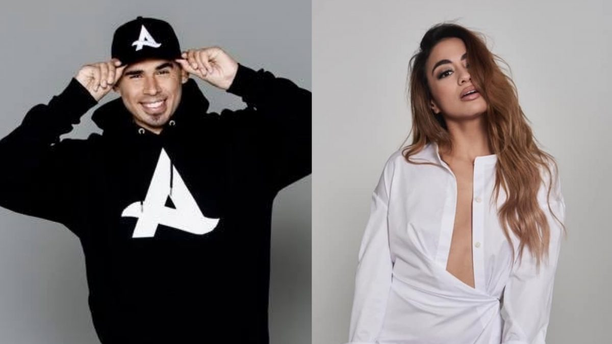 Ally Brooke Digandeng Afrojack Untuk Banger 'All Night'