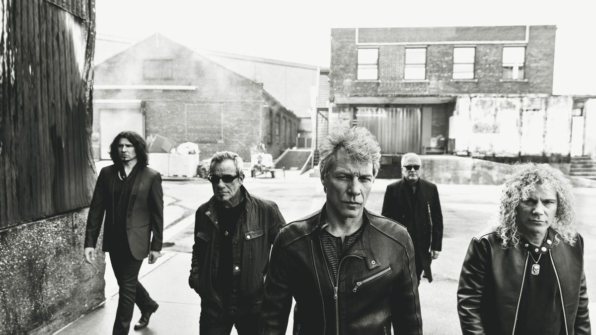 "Bon Jovi Ungkap Single 'Limitless' & Cover-Art Album ""2020"""