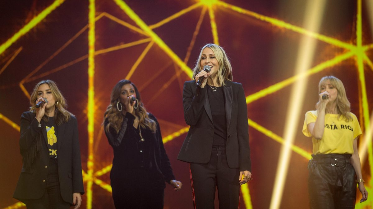 All Saints Ajak Sting Membantu Dalam Anthem Bercorak Reggae, 'Message In A Bottle'