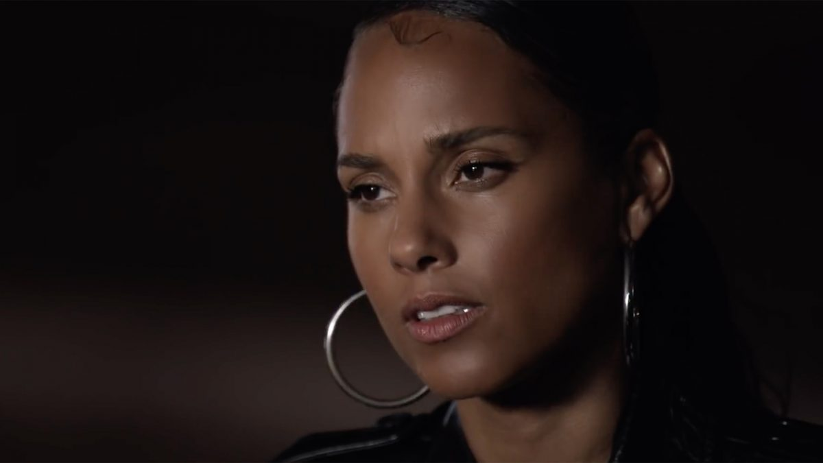 Rasa Duka Tawaran Alicia Keys Dalam 'Perfect Way to Die'