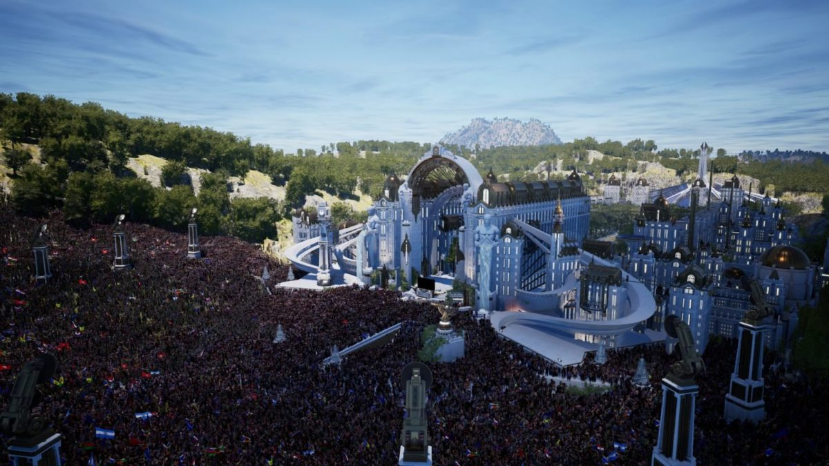 "Tomorrowland Ungkap Festival Virtual Spektakuler ""Around The World"""