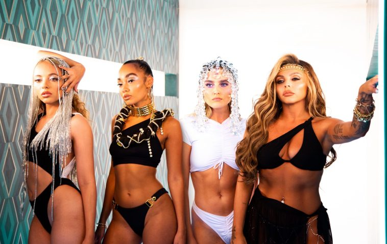 Little Mix Berbalut Bikini Seksi Untuk Video 'Holiday'