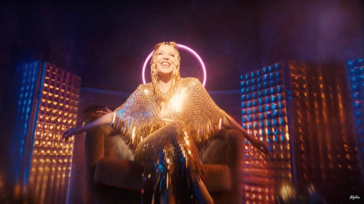 """Kylie Minogue Lepas EP Remix, """"Real Groove"""""""