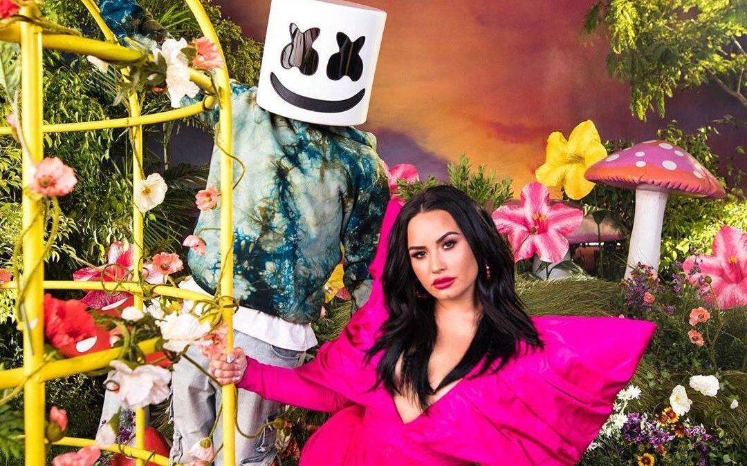 Lirik Lagu MARSHMELLO, DEMI LOVATO – OK Not To Be OK