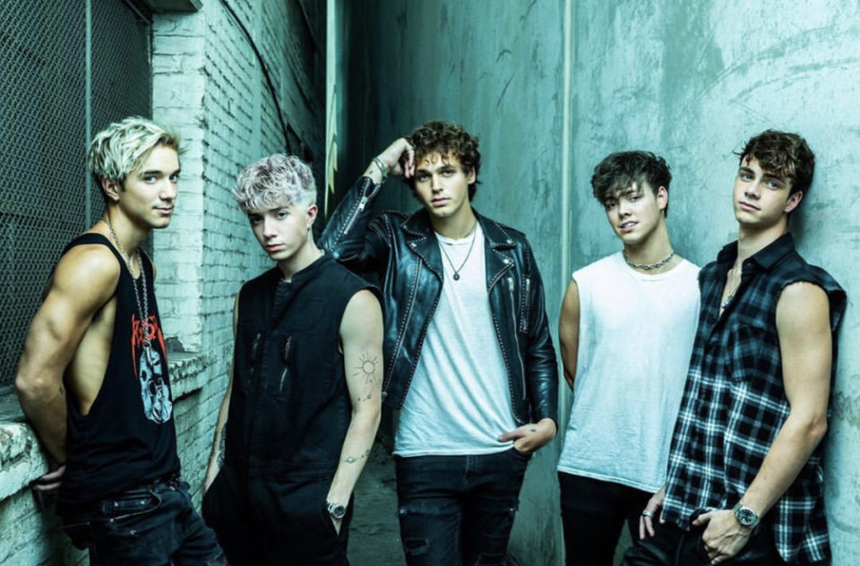 Why Don't We Siapkan Comeback dengan Single Fallin'