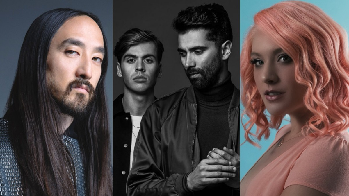 Lirik Lagu STEVE AOKI & YELLOW CLAW & RUNN – End Like This