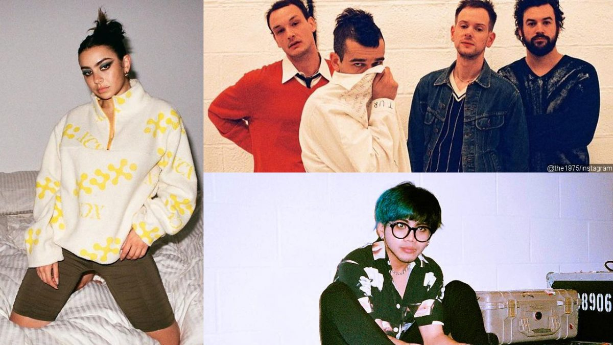 Charli XCX Bentuk Sebuah Supergroup Bersama The 1975 & No Rome, Rilis Single 'Spinning'