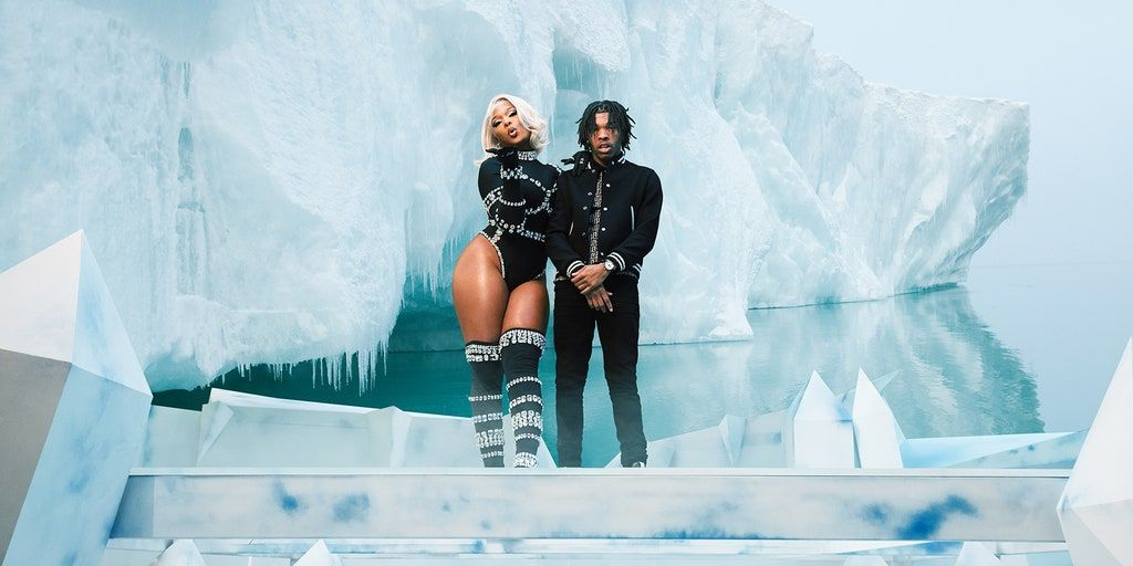 Panas & Dingin Dalam Video Musik Remix 'On Me' Milik Lil Baby & Megan Thee Stallion